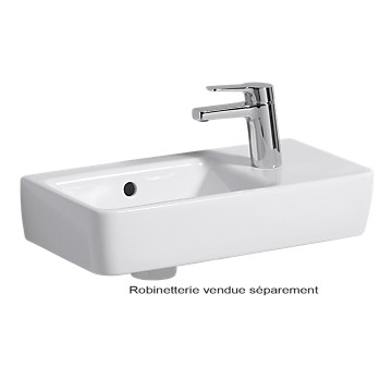 Lave-mains Prima Style compact - Cuve à gauche Allia