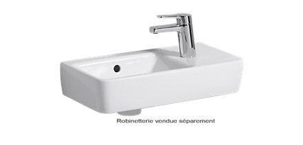 Lave-mains Prima Style compact - Cuve à gauche
