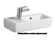 Lave-mains Prima Style compact - Cuve à droite