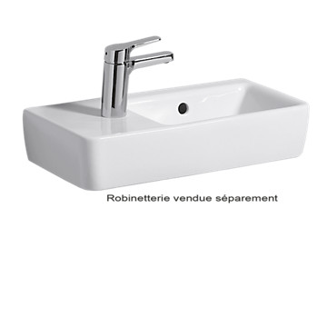 Lave-mains Prima Style compact - Cuve à droite Allia
