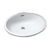 Vasque Fontange encastrement par-dessous