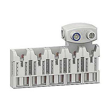 Répartiteur modulaire distri'clic XE - Pas 1/2 modules Schneider Electric