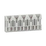 Répartiteur modulaire distri'clic XE - Pas 1/2 modules