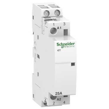 Contacteur iCT auxiliarisable 25 A Schneider Electric
