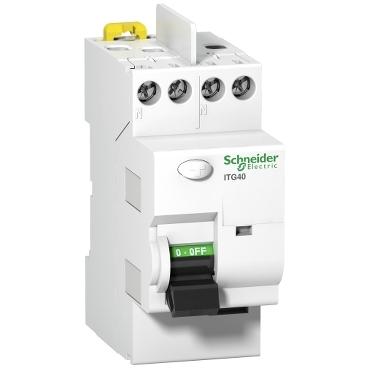 Interrupteur différentiel ITG40 2P Schneider Electric
