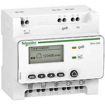 Wiser - Compteur d'énergie Schneider Electric