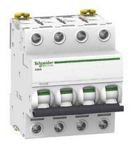 Disjoncteur IC60N 4P - Courbe C - 10 kA