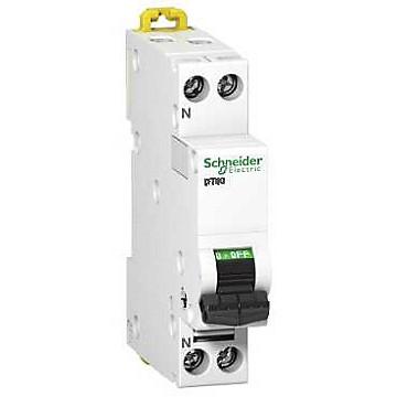 Disjoncteur DT40N 1P+N - Courbe D - 10 kA Schneider Electric