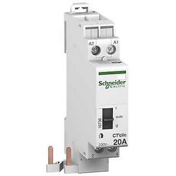 Contacteur CT à raccordement rapide 25 A Schneider Electric