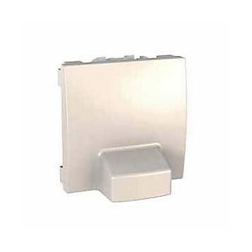 Unica - Mécanisme - Sortie de câble Schneider Electric