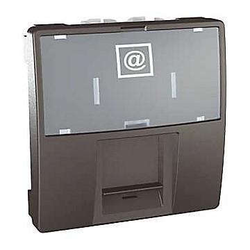 Unica - Mécanisme - Prise courant faible Schneider Electric