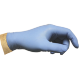 Gants usage unique en nitrile bleu VERSATOUCH 92-200