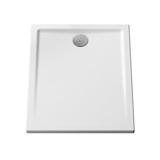 Receveur Belo Ultra-plat rectangulaire à poser ou à encastrer
