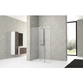 Paroi et porte de douche