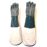 Gants pour cabine de sablage CMV1