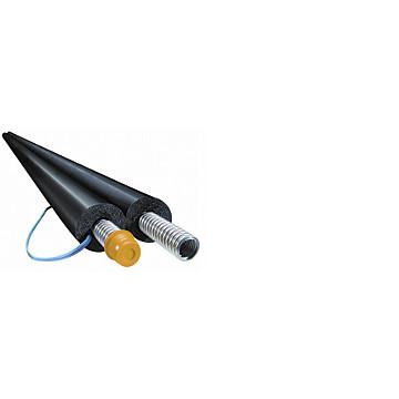 Armaflex Duosolar en tube acier Armacell