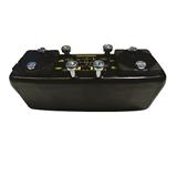 Distributeurs 5/3 bistables centre ouvert commande pneumatique ISO 5599/1