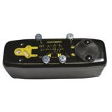 Distributeurs 5/2 monostable électropneumatique-ressort ISO 5599/1