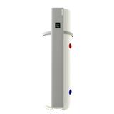 Chauffe-eau thermodynamique Calypso Connecté vertical sur socle