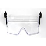 Lunettes de protection pour casque de chantier Iris 2