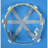 Harnais textile pour casque de chantier Brennus