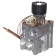 Régulation gaz
