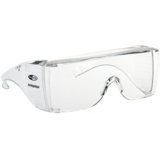 Surlunettes de protection Armamax AX incolore Polyfort