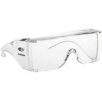 Surlunettes de protection Armamax AX incolore Polyfort Honeywell