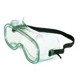 Lunette-masque LG20 incolore antirayure