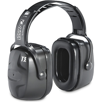 Casque antibruit Thunder T3 Howard Leight by Honeywell