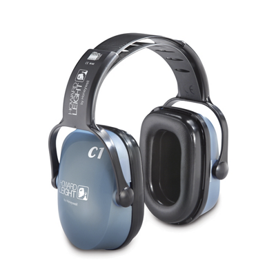 Casque antibruit Clarity C1 Howard Leight by Honeywell
