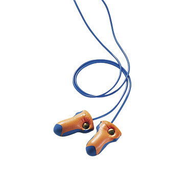 Bouchons antibruit polyuréthane Laser Trak Howard Leight by Honeywell