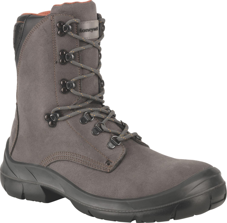 Chaussures hautes Hulso BTP 6246154 - Marron Honeywell