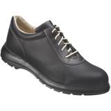Chaussures basses cuir pleine fleur noir Temptation Success S3 SRC