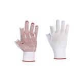 Gants de travail avec picots Resistex Light Grip - Blanc