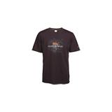 Tee-shirt de travail violet 346