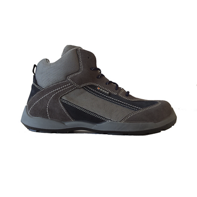 Chaussures hautes Soccer Top B0604 - Gris Base protection