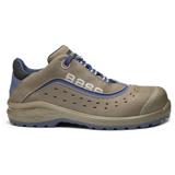Chaussures de sécurité basses marron Be-Active S1P SRC