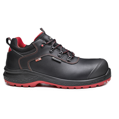 Chaussures basses Be-Dry Low B0894 - Noir/Rouge Base protection