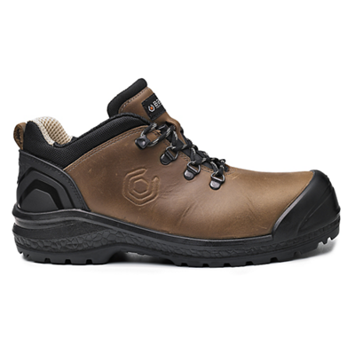 Chaussures basses Be Strong B0887 - Marron Base protection
