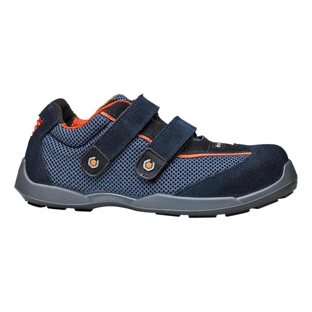Chaussures basses Swim B0620 - Bleu/Orange Base protection