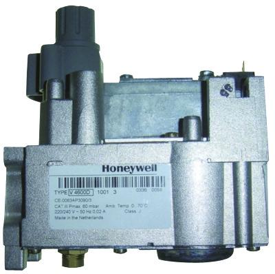 Vanne gaz HONEYWELL V4600D 1001B 1/2 XG1 TRIANGLE Chappee