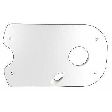 Isolation extérieure de porte de bruleur sans visserie - S17003636 Chappee