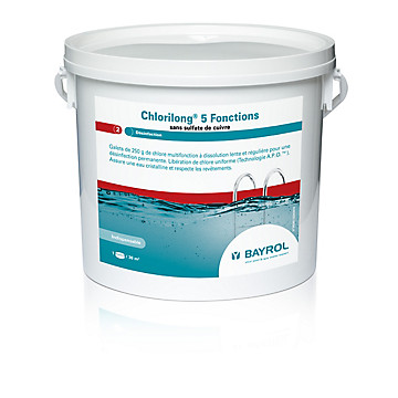 Chlorilong® 5 fonctions Bayrol