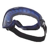 Lunette-masque Blast incolore antibuée, bord mousse