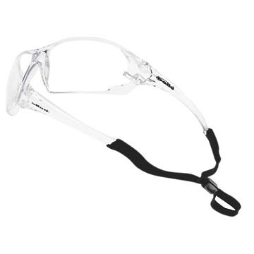 Lunettes de protection Prism incolore monture noire Bollé Safety