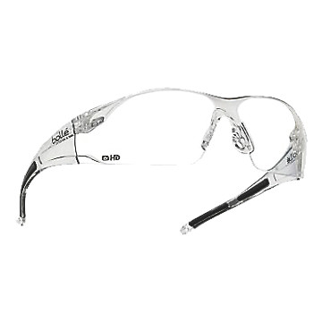 Lunettes de protection hydrophobe incolore Rush Bollé Safety
