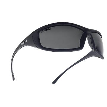 Lunettes de protection Solis polarisantes monture noire Bollé Safety