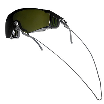 Surlunettes de protection Squale Bollé Safety