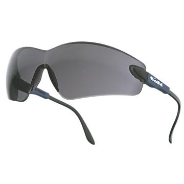 Lunettes de protection Viper fumées monture noire Bollé Safety